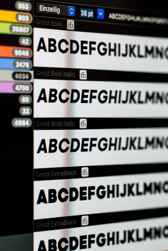 Tips for Finding Free Fonts